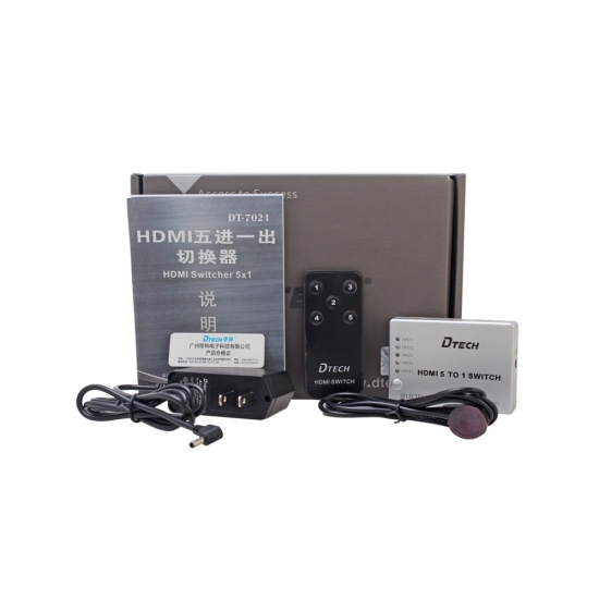 HDMI Switch 5 ports