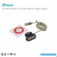 USB to DB9 and DB25 Adapter
