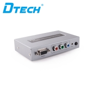 4K HDMI TO HDMI+VGA+YPbPr+AUDIO Converter
