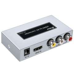 Hot Selling DTECH DT-7019A HDMI to AV HD Converter Instructions