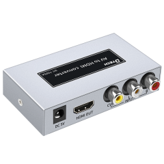 Hot Selling DTECH DT-7005A AV to HDMI HD Converter Instructions