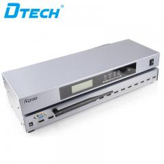 High-resolution DTECH DT-7488 HDMI MATRIX SWITCH 8*8 with APP