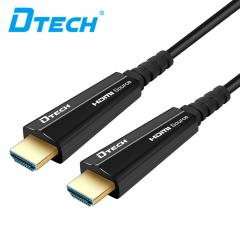 High Quality DTECH HDMI2.0 AOC fiber cable YUV444  3M
